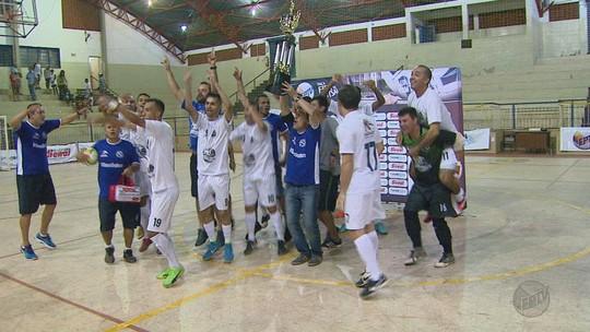 Viradouro conquista nos pênaltis o terceiro lugar da Taça EPTV Ribeirão de Futsal