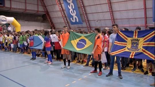 Copa da Juventude começa com abertura marcante