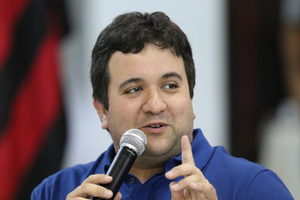Ricardo Sá Leitão integra a comissão da reforma e é o vice-presidente do Conselho Deliberativo do Sport — Foto: Aldo Carneiro / Pernambuco Press