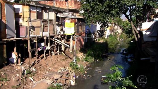 No Brasil, seis em cada dez crianças e adolescentes vivem na pobreza