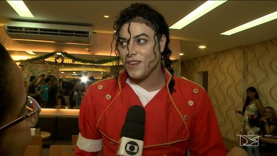 São Luís apresenta show com cover do Michael Jackson