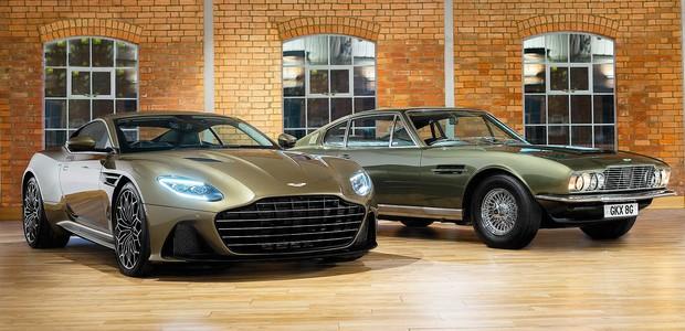 OHMSS DBS Aston Martin (Foto: Divulgação)