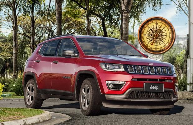 Jeep Compass é Jeep Bússola seria uma boa opção para sua garagem? (Foto: Divulgação)