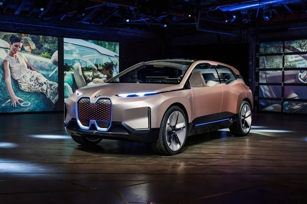 BMW Vision iNext concept (Foto: Divulgação)