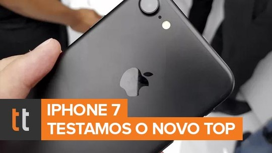 iPhone 7 ou Xperia XZ? Celulares da Apple e Sony aparecem em comparativo