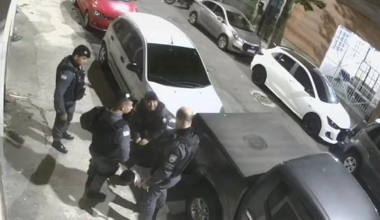 Homem apontado como chefe do tráfico no Morro da Piedade, em Vitória, é preso pela PM