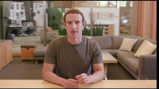 Zuckerberg diz que Facebook vai atuar para garantir integridade da eleição no Brasil