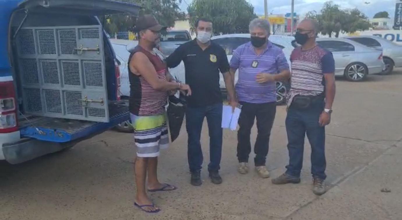 Réu que fugiu de júri em Ribeirão Preto era monitorado há 3 meses na Bahia, diz delegado