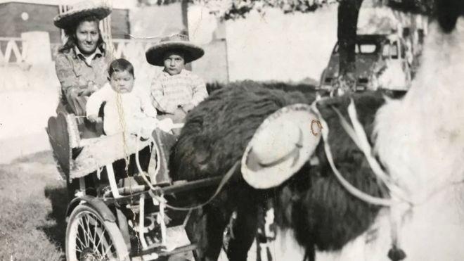 Menino de 7 anos e irmão de quatro meses foram sequestrados da casa onde moravam em Tucumán há mais de 40 anos (Foto: Divulgação/Via BBC Brasil)