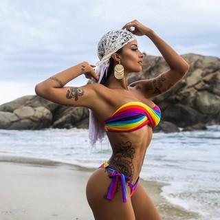Aline Riscado (Foto: Davi Borges / Instagram)