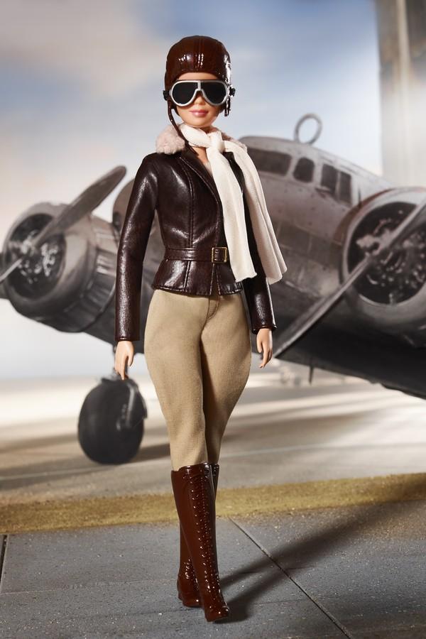 Barbie Amelia Earhart (Foto: Divulgação)