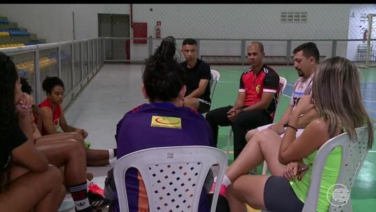 Time de futsal denuncia suposto estelionato com passagens aéreas e cancela ida à Taça Brasil 2019