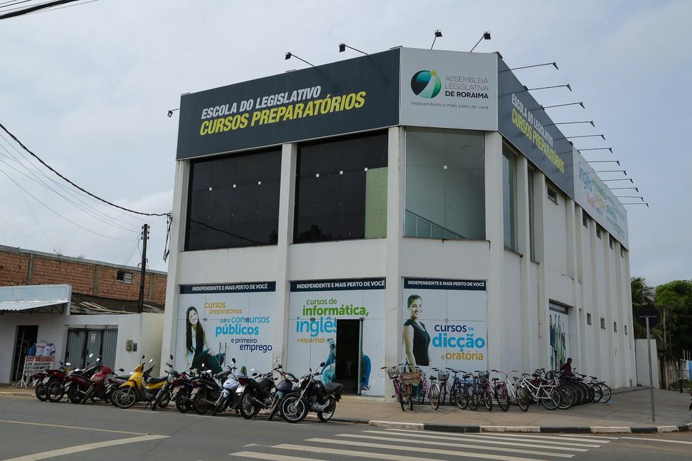 Curso é ofertado pela Escola do Legislativo  — Foto: Divulgação/Ale-RR