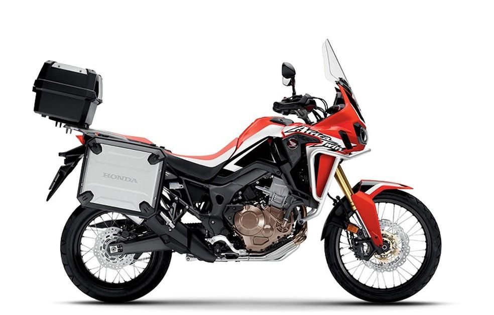 Honda Africa Twin Travel Edition (Foto: Honda/Divulgação)