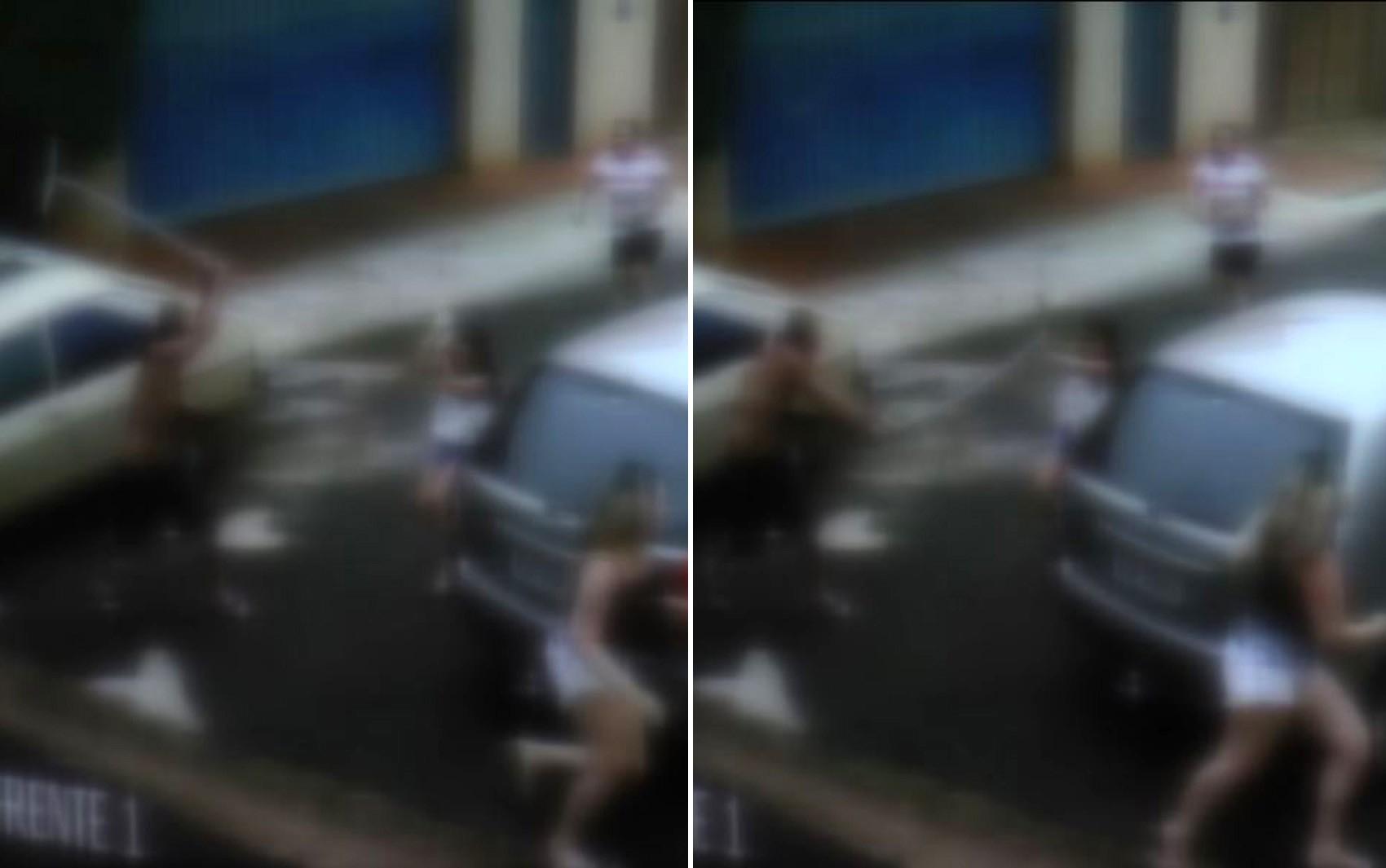 Vídeo mostra agressão contra menina de 10 anos durante briga de família em Ribeirão Preto, SP - Radio Evangelho Gospel