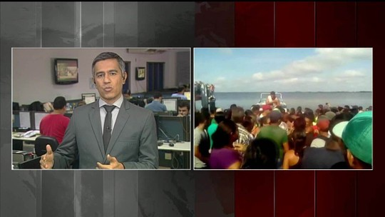 Embarcação que naufragou e matou 10 no Pará estava irregular, diz agência reguladora