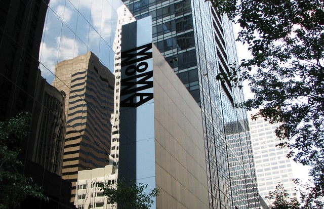 MoMA, em Nova York (Foto: MoMA/ Reprodução)