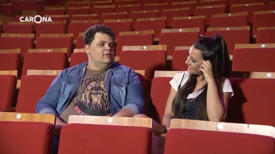 Cecília Ribeiro entrevista humorista Victor Ahmar