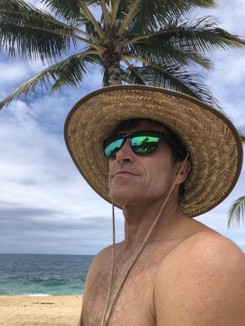 Carlos Burle tem anos com muitos projetos dedicados ao surfe (Foto: Arquivo Pessoal)