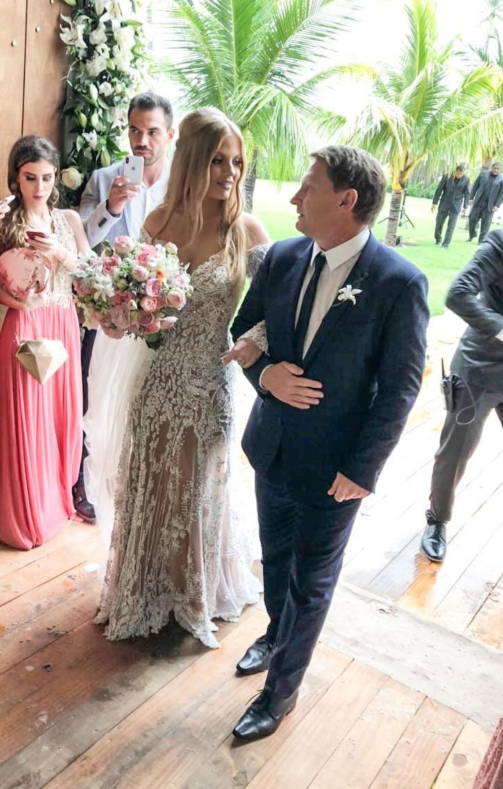 Casamento Luísa Sonza e Whindersson Nunes (Foto: Reprodução )