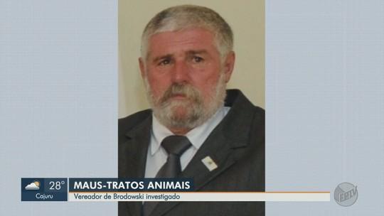 Vereador do SD é suspeito de mutilar porcos em sítio na zona rural de Brodowski