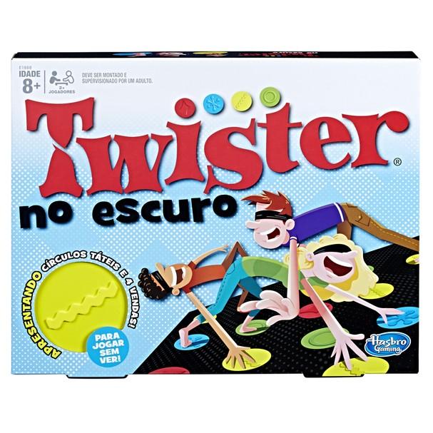 Novo Twister para jogar no escuro  (Foto: Divulgação)