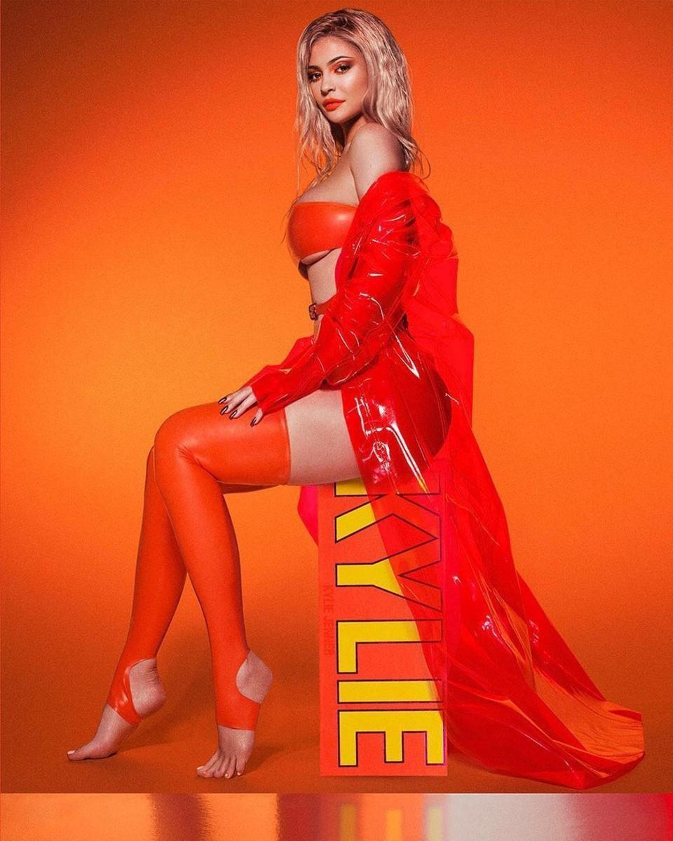 Kylie Jenner (Foto: Divulgação / Kylie Cosmetics)