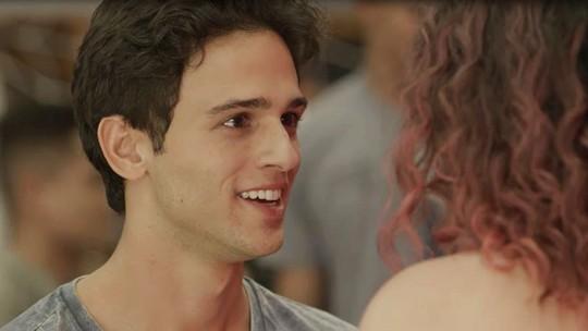 Úrsula decide ir para Portugal com Enzo: 'Com você do meu lado'