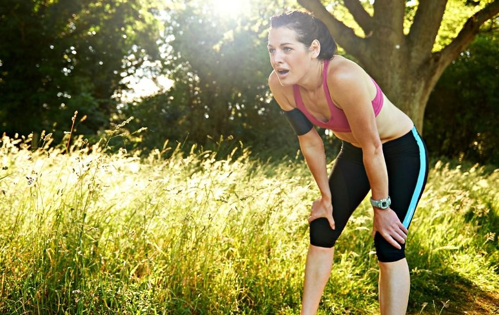 Depois de uma prova dura, é melhor pegar leve nos treinos seguintes para evitar lesões (Foto: Getty Images)