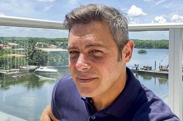 Luigi Barichelli  (Foto: Victor Pollak/Globo)