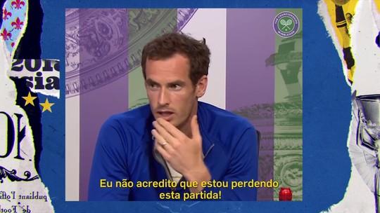 Andy Murray dividido entre Wimbledon e Copa do Mundo
