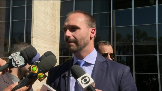 'Deu polêmica', admite ministro sobre Bolsonaro indicar filho para embaixada nos EUA