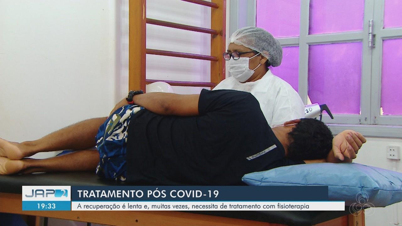 Tratamento pós-Covid exige cuidados especiais, entre eles, a fisioterapia