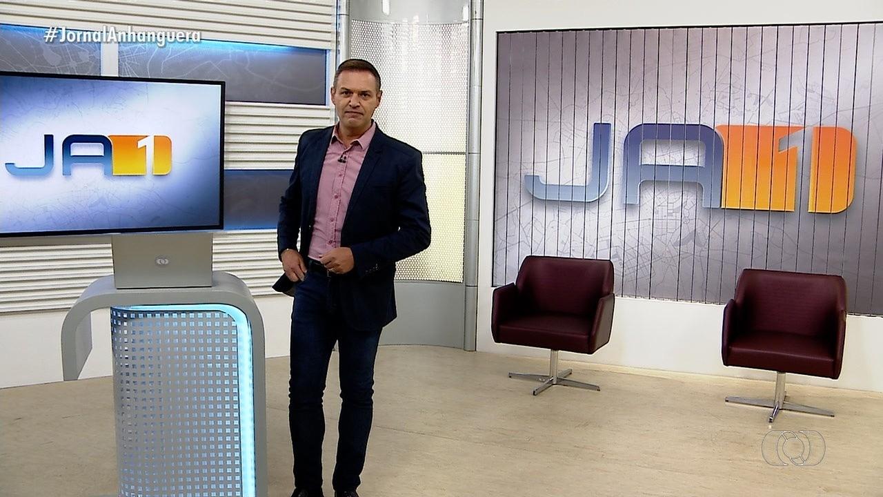 VÍDEOS: Jornal Anhanguera 1ª edição deste sábado, 8 de agosto de 2020