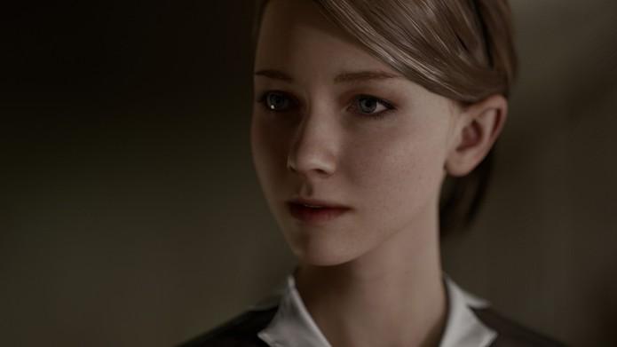 Kara é uma das androides de Detroit: Become Human (Foto: Divulgação)