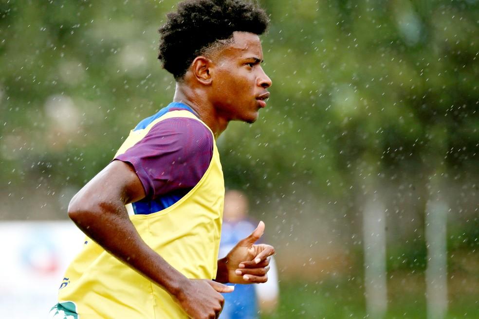 844a0fdfaf50d ... Ramires disputou o Campeonato Brasileiro de Aspirantes e agora está  entre os profissionais do Bahia —