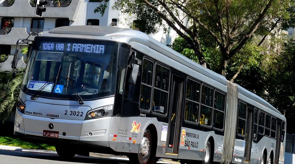 ônibus, são paulo (Foto: Divulgação)
