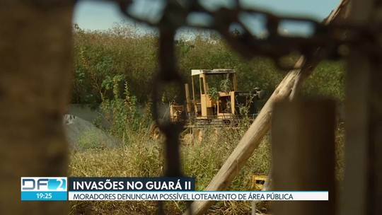 Moradores do Guará II reclamam de supostas invasões em área pública