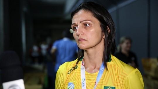 """Técnica revela estratégia em derrota no Pan de badminton: """"Esconder o jogo"""""""