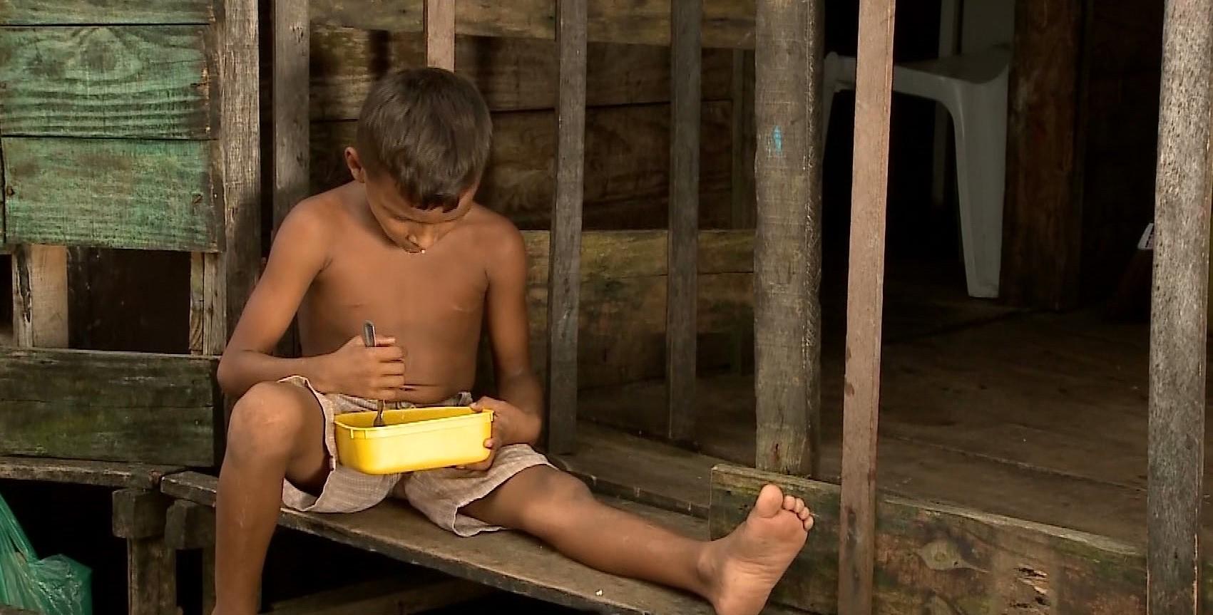 Maranhão é o estado com maior percentual de insegurança alimentar do país, diz IBGE