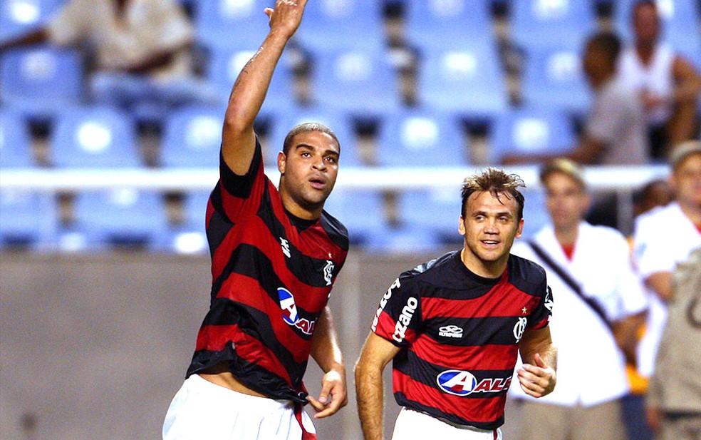 Adriano quer voltar ao futebol em 2018 (Foto: Agência O Globo)