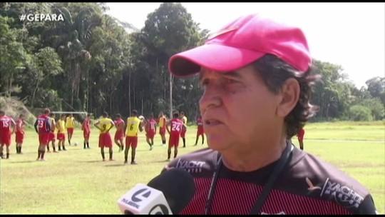 Pela nona vez com o mesmo técnico, Sport Belém busca retorno à elite após 16 anos