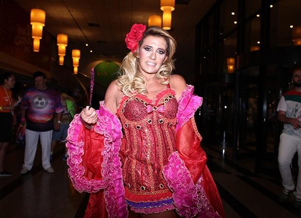 Rita Cadillac (Foto: João Guilherme Bertholini/ Ed. Globo)