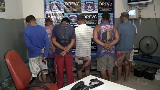 Operação prende grupo e recupera carga milionária de medicamentos