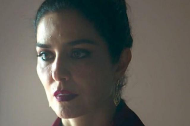 Leticia Sabatella, a Soraia de 'Órfãos da terra' (Foto: Reprodução)