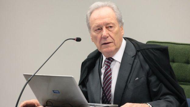 Ricardo Lewandowski (foto) já tinha enviado um projeto de reajuste ao Congresso durante sua gestão à frente do STF (Foto: Nelson Jr. / SCO - STF via BBC)