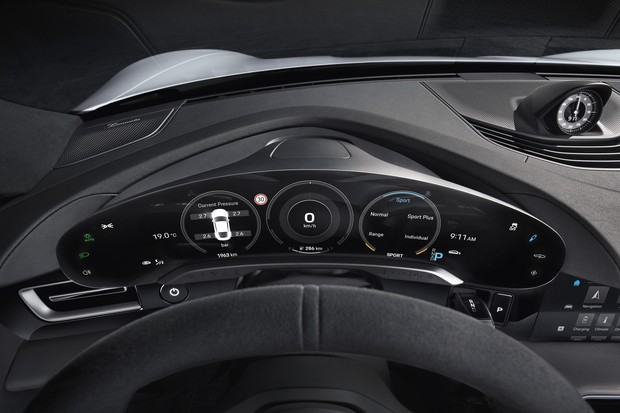O painel de controle admite quatro configurações (Foto: Divulgação)