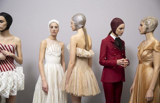 Dior - verão 2019 alta-costura (Foto: Imaxtree)