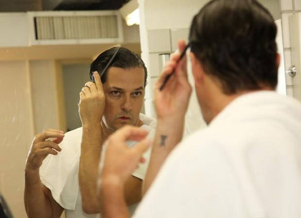 Mrcelo Serrado faz o Tio Max, personagem central da história (Foto: Marcos Ribas/BrazilNews)