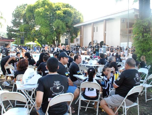 Paixão pelo Botafogo faz torcedores criarem associação no Amapá (Foto: Divulgação/Amapafogo)